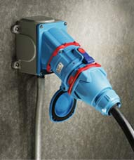 DR STANDARD PLUGS & RECEPTACLES