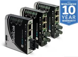 MC-E Series Ethernet Media Converter